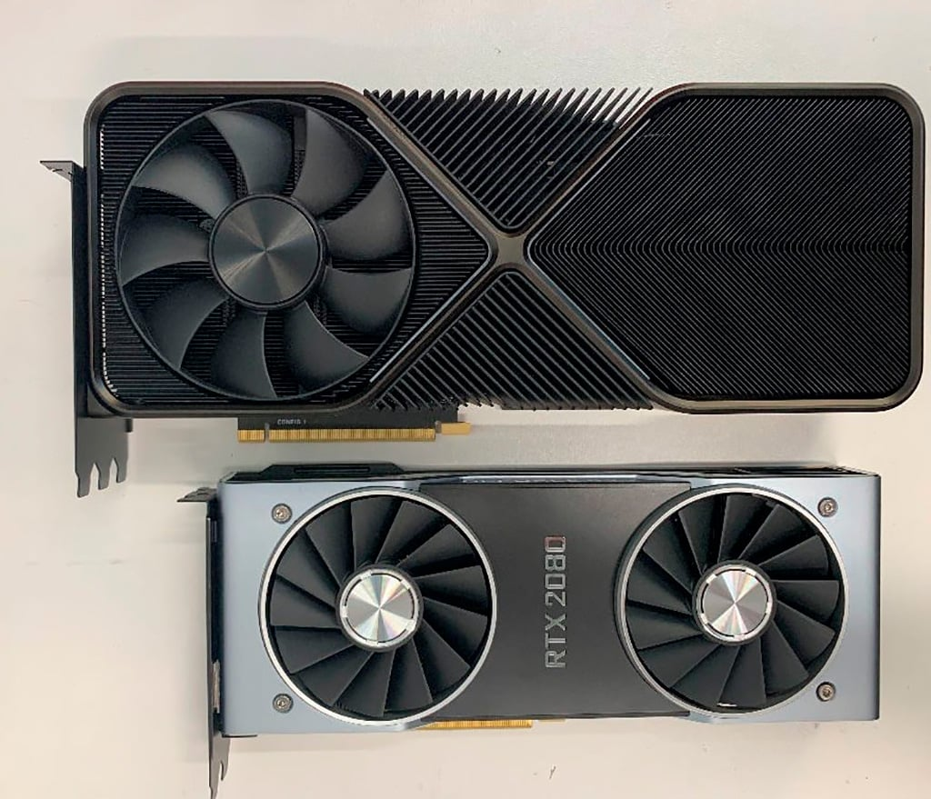 Фото дня: настоящая NVIDIA GeForce RTX 3090 Founders Edition