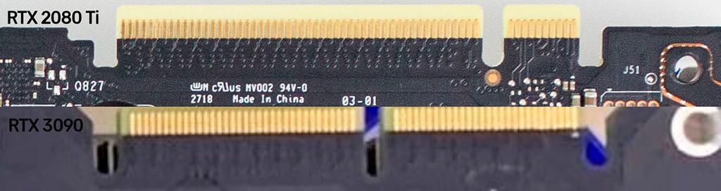 Рассматриваем фото вроде как платы NVIDIA GeForce RTX 3090