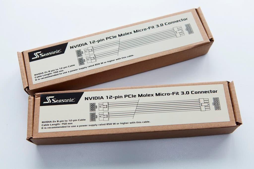 Seasonic подтверждает: 12-контактному разъёму питания у NVIDIA RTX 3000 быть