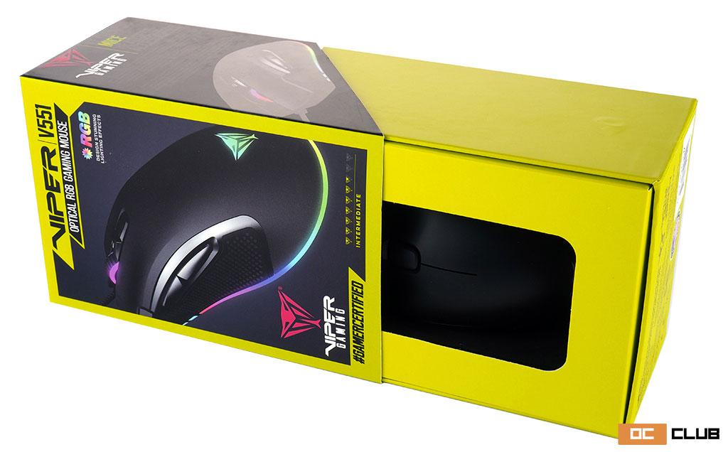 Patriot Viper V551 RGB: обзор. Или встречают по одёжке, а провожают по параметрам