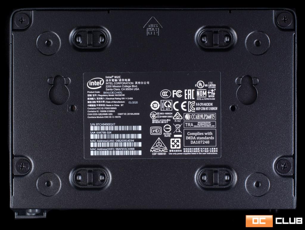 Мини-ПК Intel NUC 8 Rugged: обзор. Надежная работа в ненадежных условиях