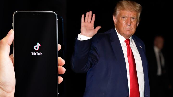 Трамп о разделе TikTok: Я благословил эту сделку