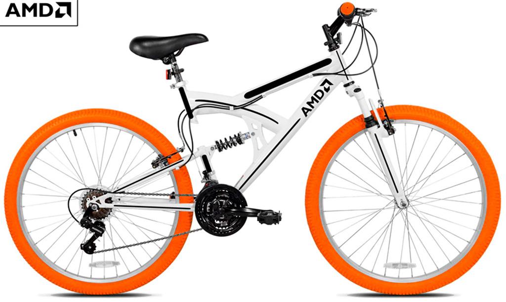Внезапно: теперь AMD продаёт велосипеды