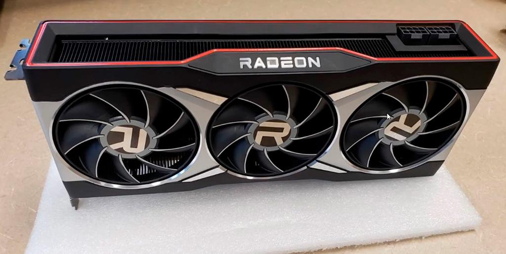 Рассматриваем «живую» AMD Radeon RX 6900 XT