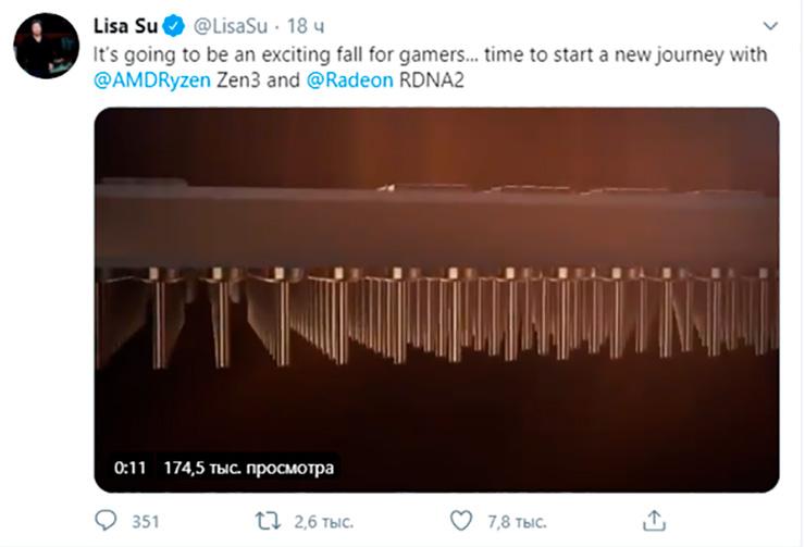 AMD «выкатит» видеокарты Radeon RX 6000 и процессоры Ryzen 4000 в октябре