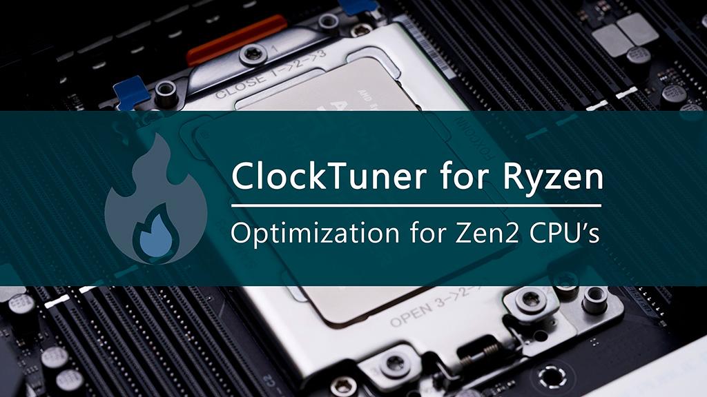 Состоялся релиз утилиты ClockTuner for Ryzen (CTR) от 1usmus