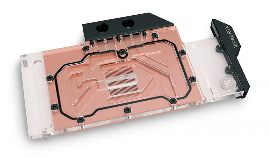 EKWB первой представила водоблоки для GeForce RTX 3080 и GeForce RTX 3090