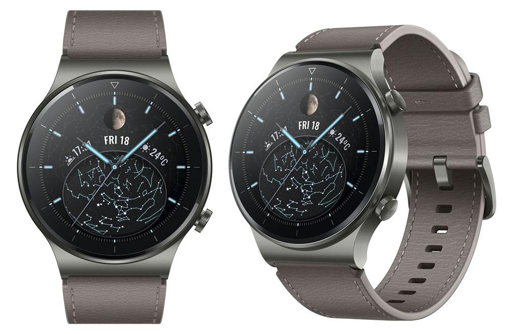 Huawei Watch GT2 Pro и Watch Fit: элегантная классика и спорт-шик