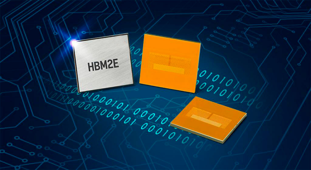 Память Rambus HBM2e на четверть быстрее, чем трактовано спецификациями