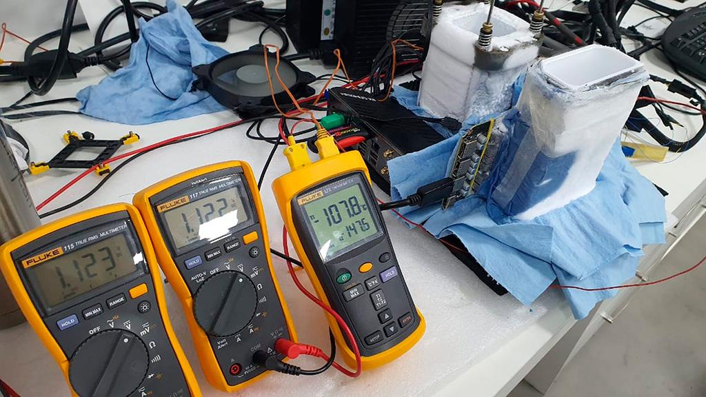 Разогнанная до 2340 МГц по ядру RTX 3080 установила новый мировой рекорд в 3DMark
