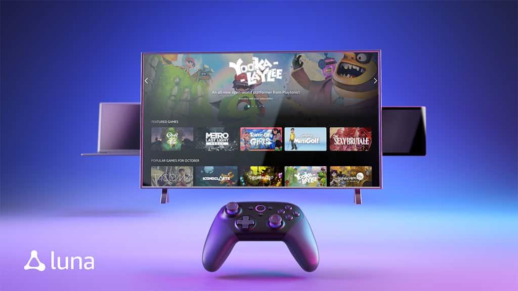 Новая игровая платформа Amazon Luna предлагает более 100 игр за ,99 в месяц