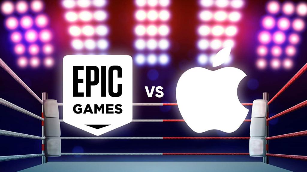 Epic Games и Apple встретятся в суде следующим летом