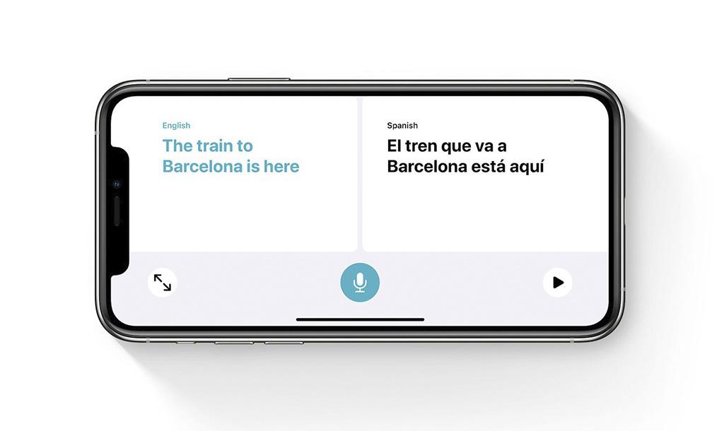 Подарок от iOS 14: бесплатный мульти-переводчик с поддержкой синхрона