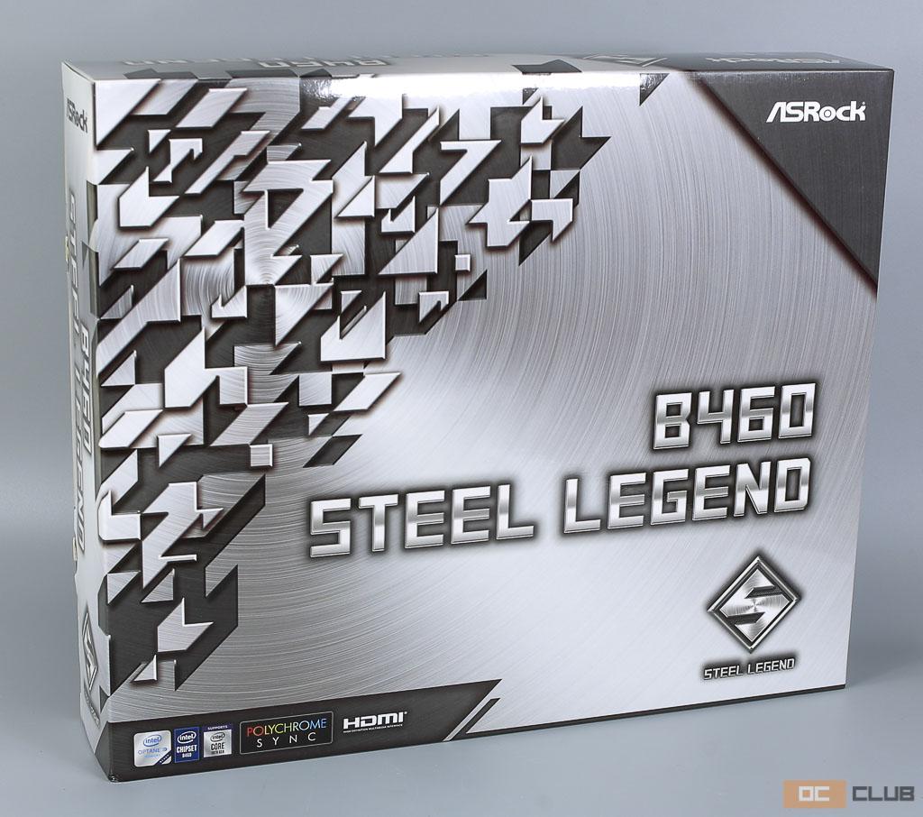ASRock B460 Steel Legend: обзор. B460 здорового человека