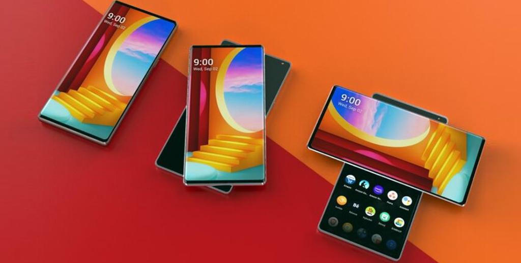 Расправить крылья: LG Wing 5G с двойным экраном
