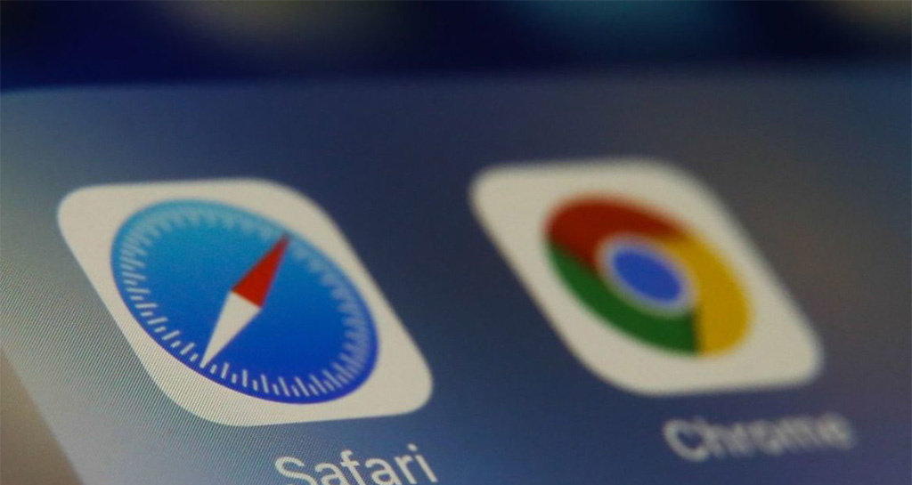 Новые функции iOS 14: меняем Safari на Chrome