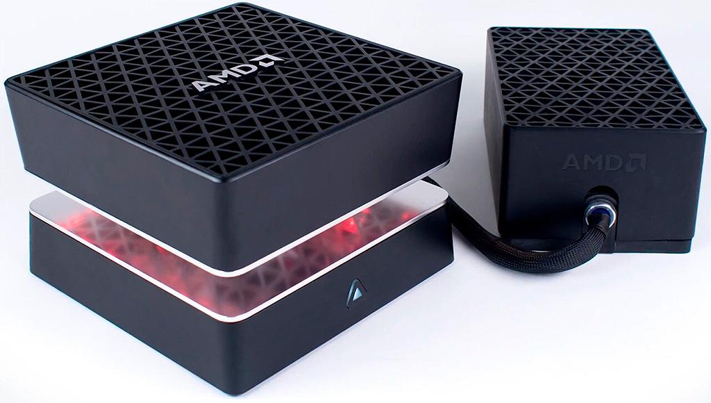 AMD не позабыла Project Quantum