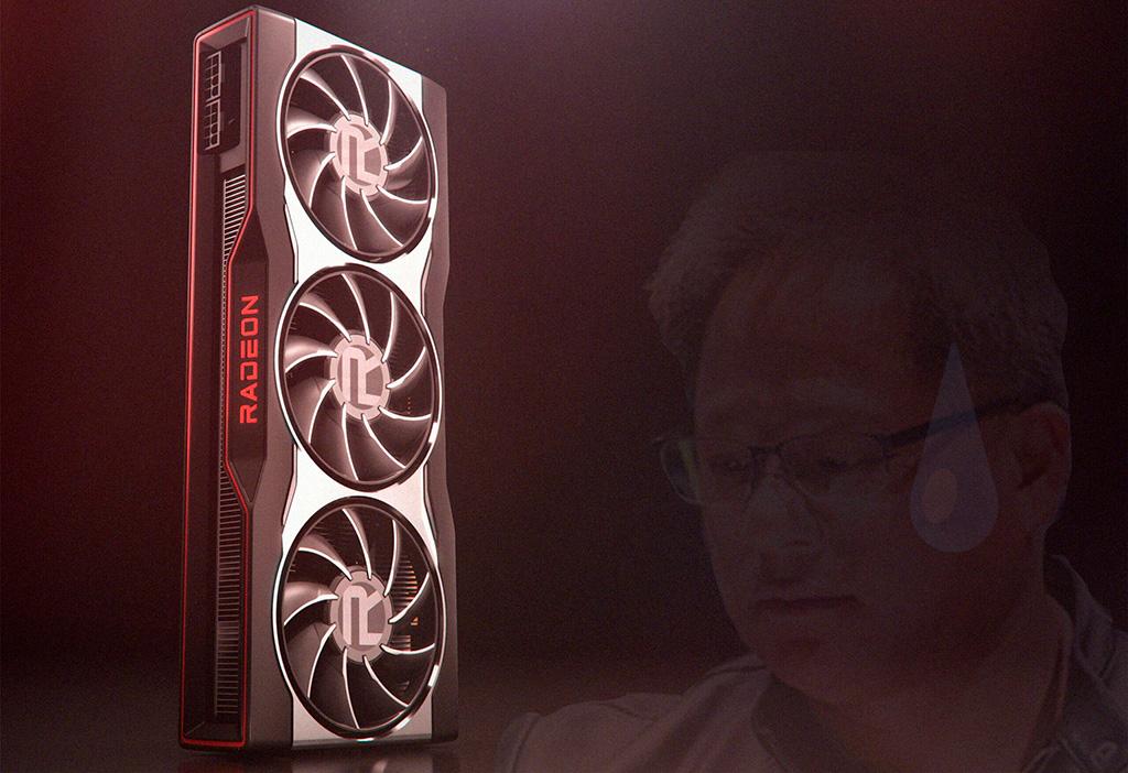 «Шакальное» фото GPU AMD Navi 21 (большой Navi) раскрывает немало деталей