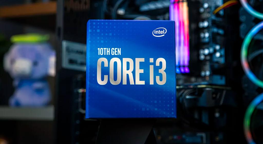 4-ядерный Intel Core i3-10100F стоит менее $100
