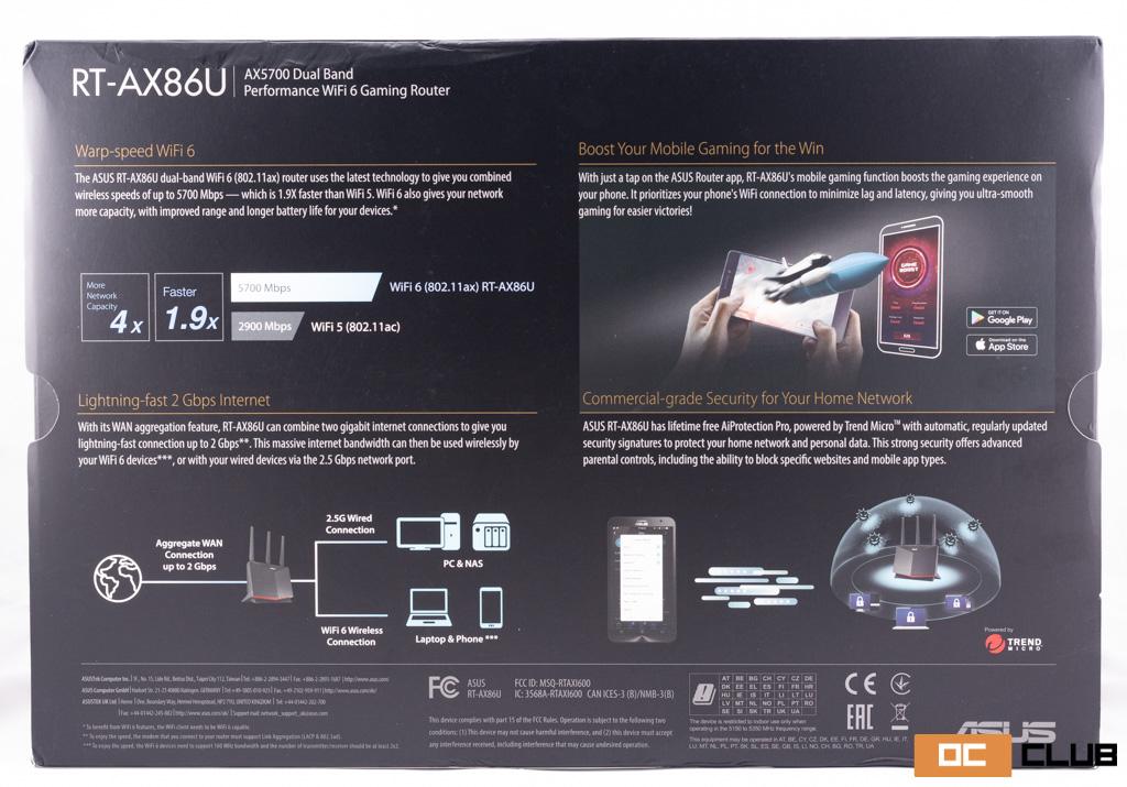 Беспроводной маршрутизатор ASUS RT-AX86U: обзор. Маршрутизатор с заделом на будущее