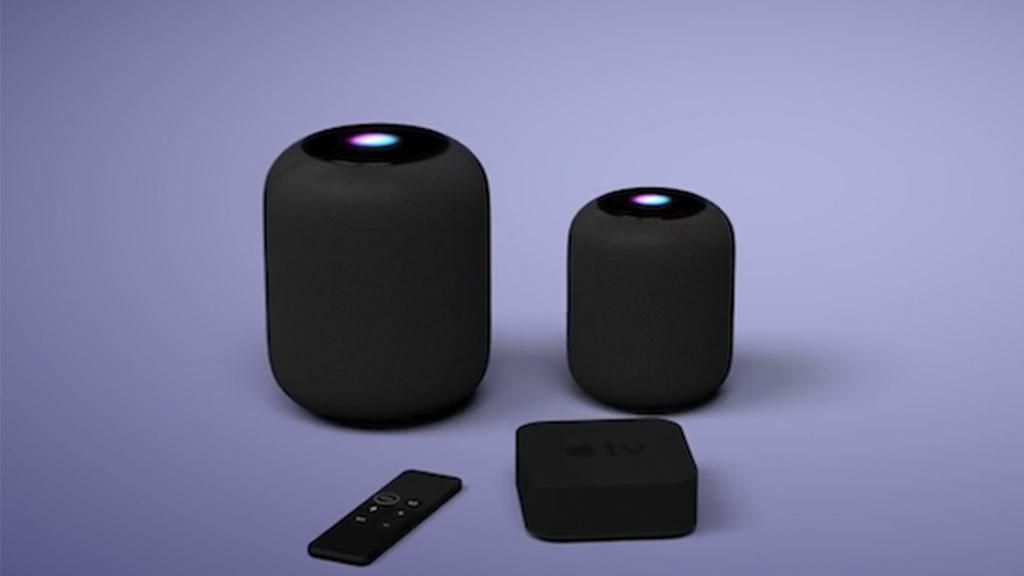 """""""Домашний сторож"""" HomePod mini и Apple TV будут следить за порядком и безопасностью дома"""