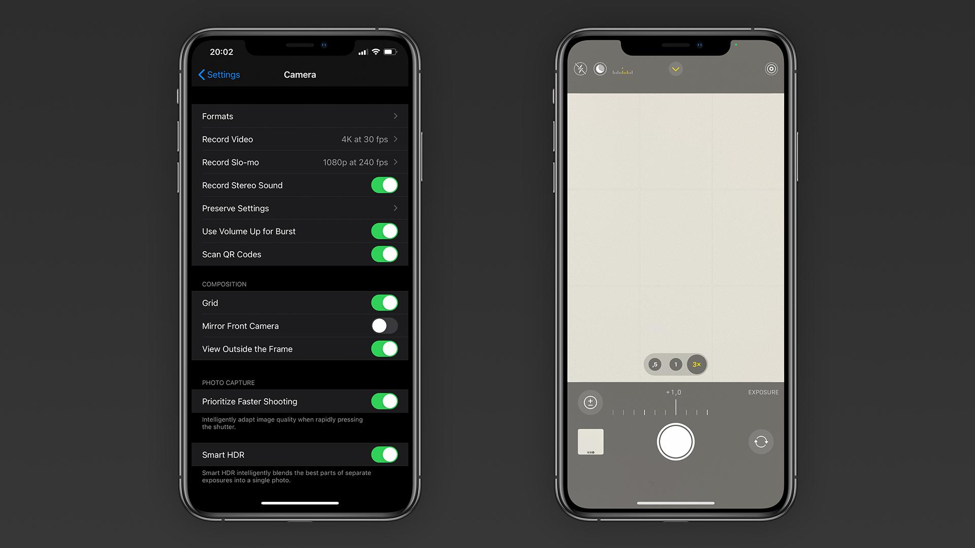 Обновление камеры в iOS 14: что нового?