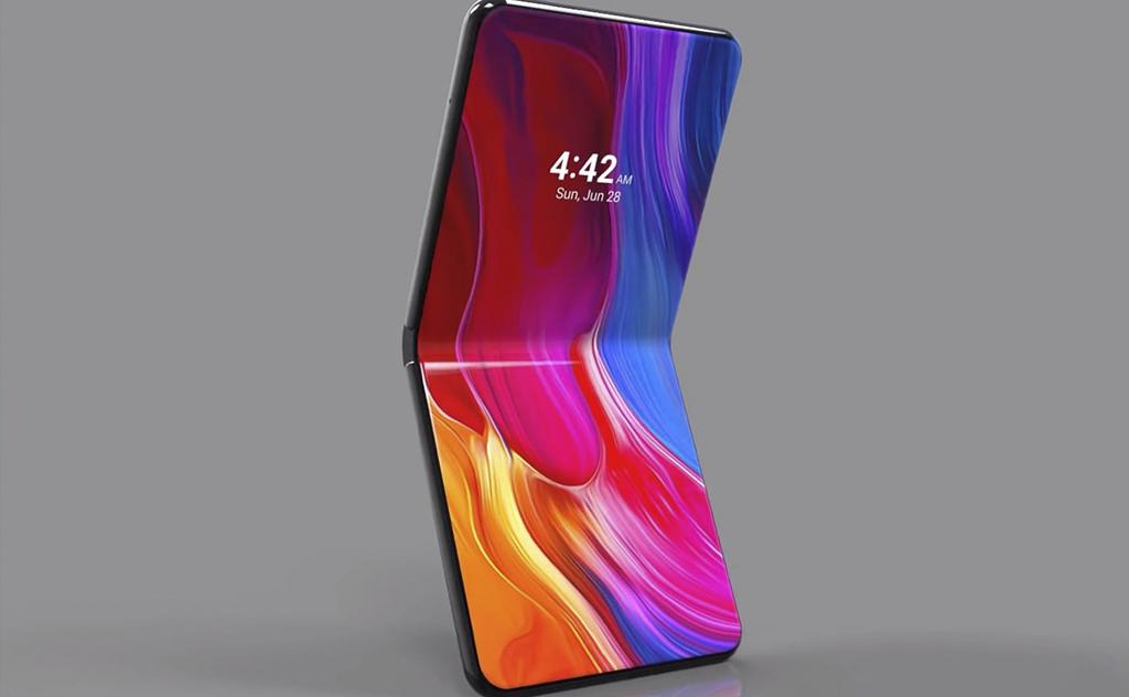 Samsung присматривается к дизайну Xiaomi и думает о разработке двойного гибкого телефона
