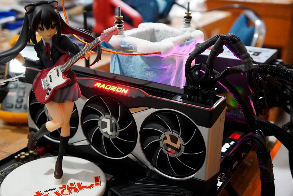 "AMD Radeon RX 6800 XT обновила мировой рекорд в 3DMark Fire Strike ""на воздухе"""