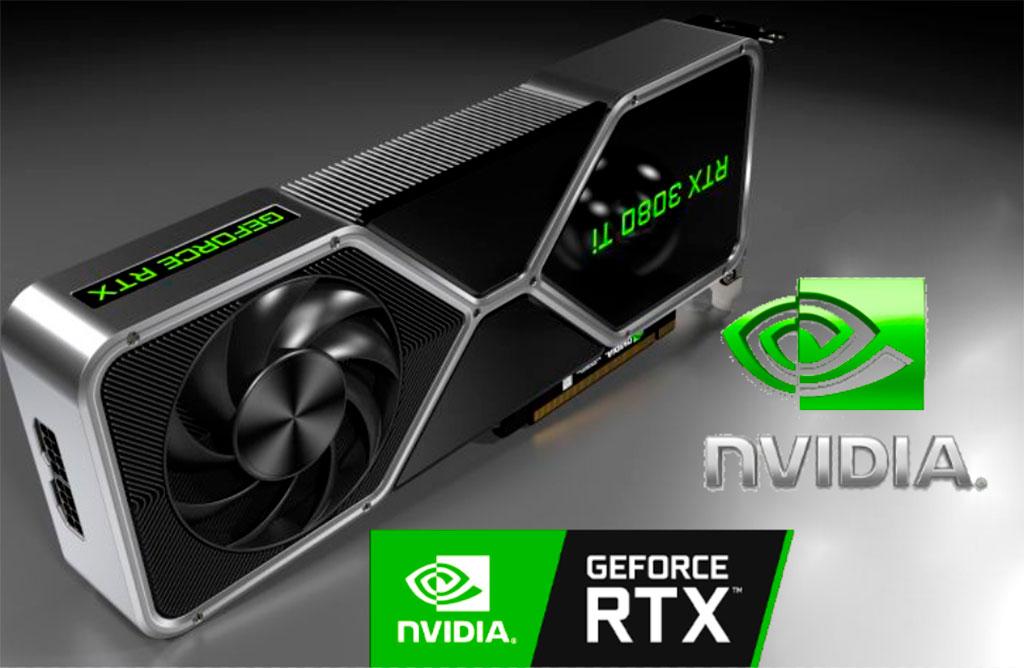 NVIDIA выпустит GeForce RTX 3080 Ti в январе за 00