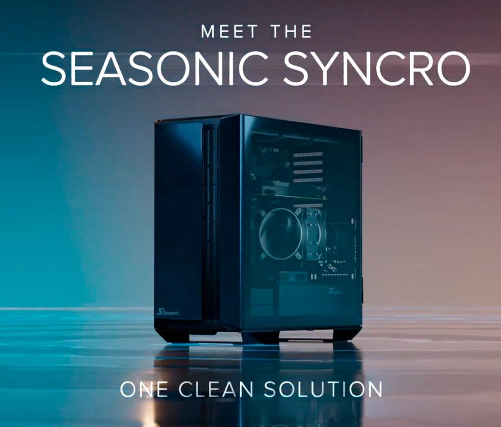 Seasonic Syncro Q704 – первый и нетипичный корпус именитого производителя блоков питания