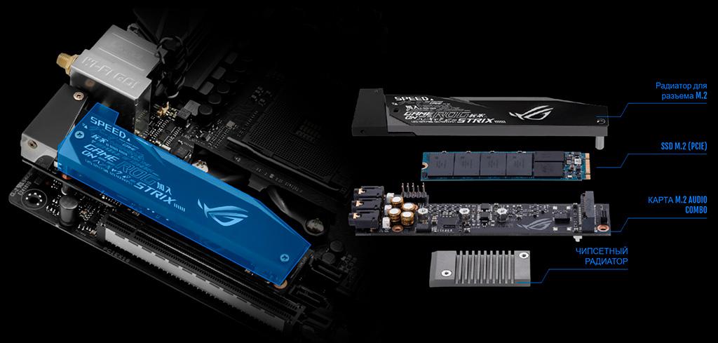 ASUS ROG Strix B450-I Gaming: обзор. Оптимальный mini-ITX