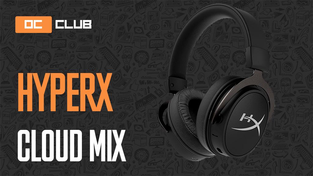 HyperX Cloud MIX: обзор. Изучаем первую беспроводную Bluetooth гарнитуру HyperX!