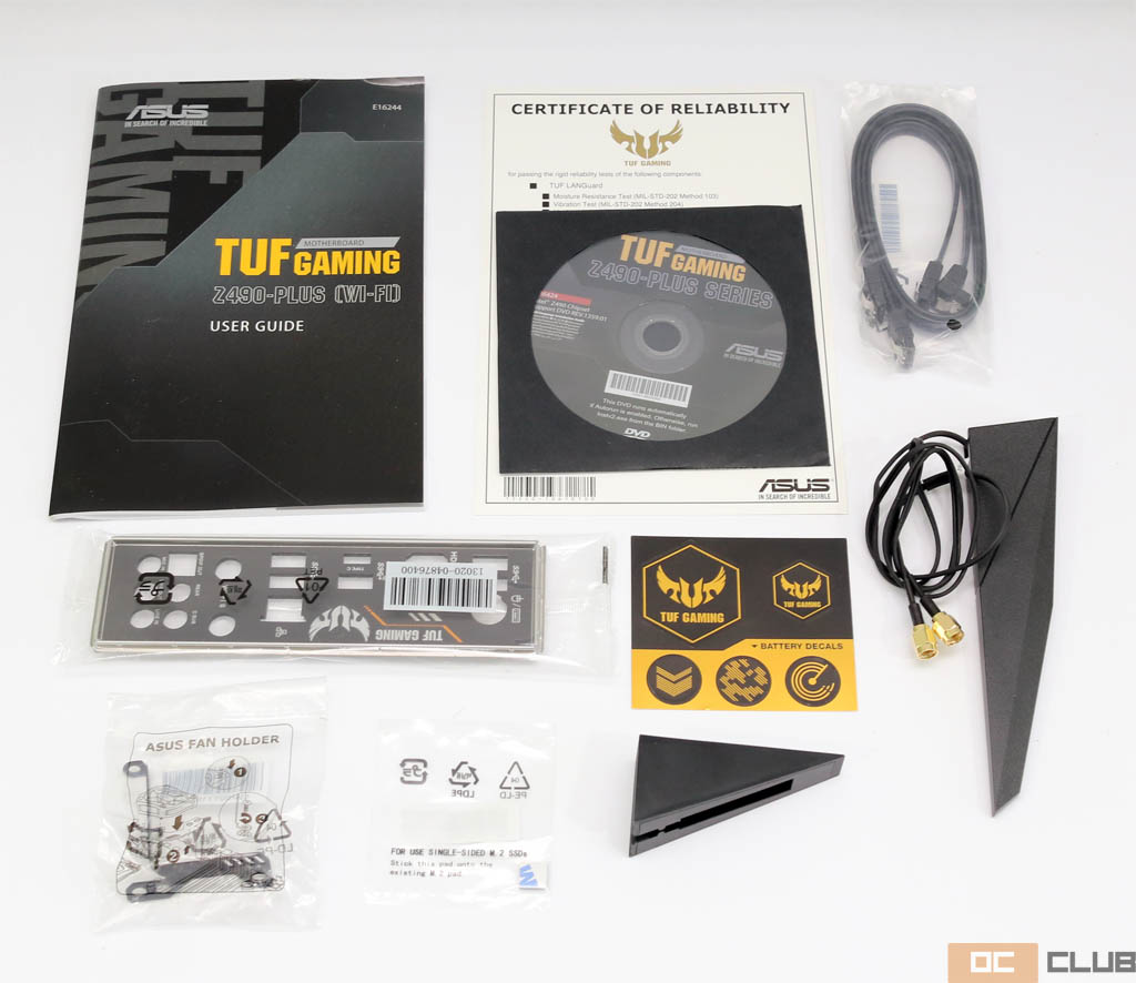 ASUS Z490-Plus TUF Gaming Wi-Fi: обзор. Нормальный TUF?
