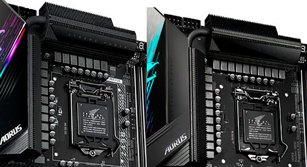 Рассматриваем Gigabyte Z590 Aorus Xtreme для процессоров Intel Rocket Lake-S