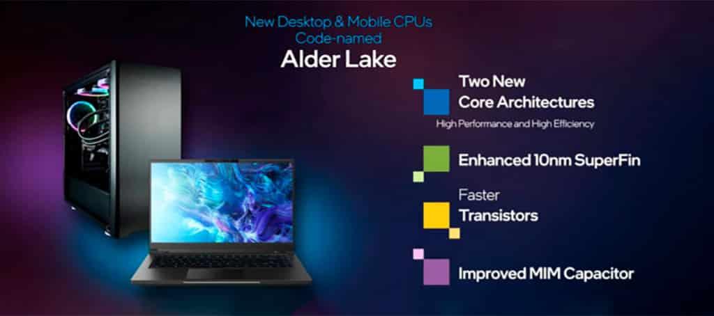 Слух: Intel Core 12th Gen (Alder Lake-S) ждём в сентябре