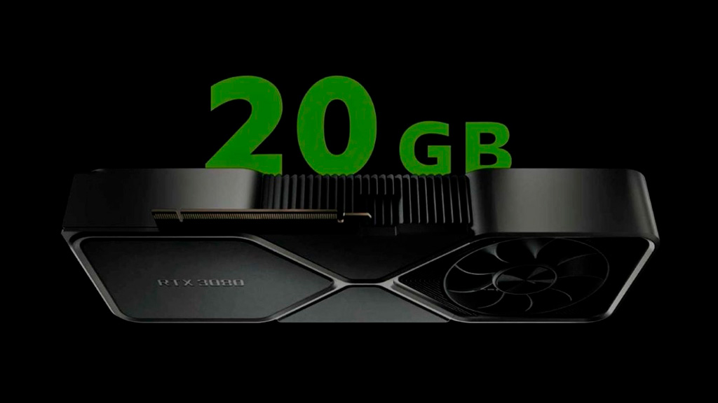 Китайский энтузиаст протестировал GeForce RTX 3080 (Ti) 20 GB, но это не точно