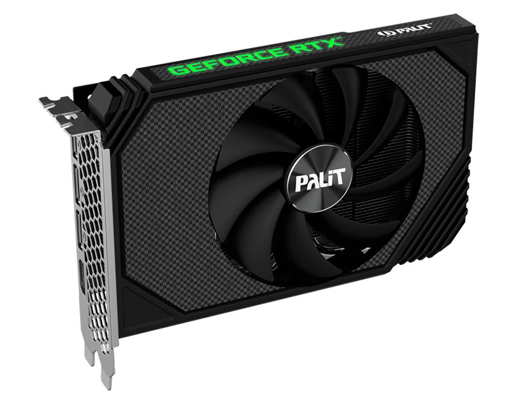 Palit представила RTX 3060 Dual и StormX