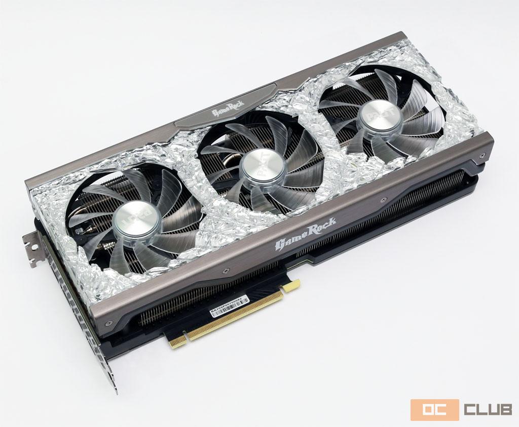 Palit GeForce RTX 3070 GameRock OC: обзор. Лучший разгон!