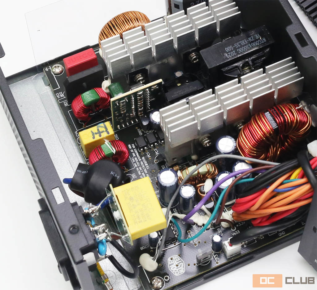 CoolerMaster Elite V4 500W: обзор. Что такое 500 за 50?