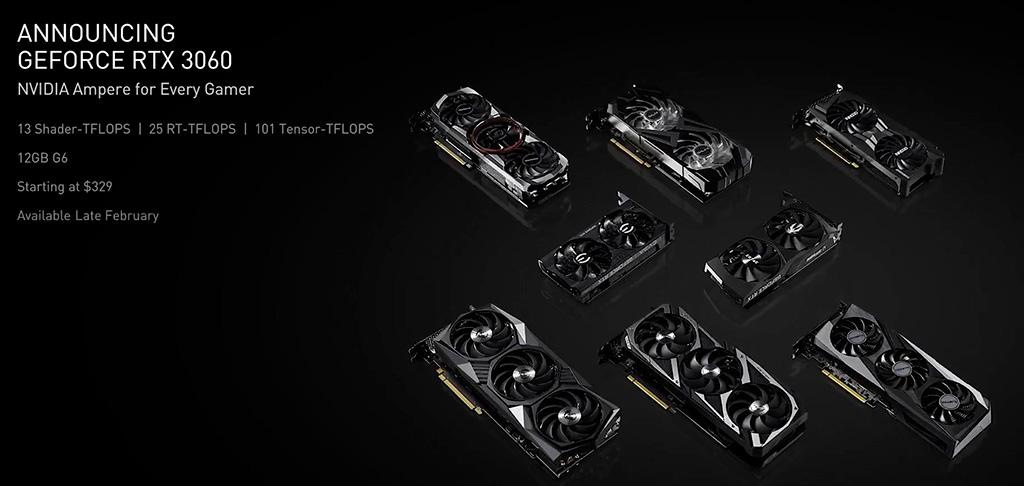 В майнинг-ограничителе GeForce RTX 3060 нашлась «дыра» (обновлено)