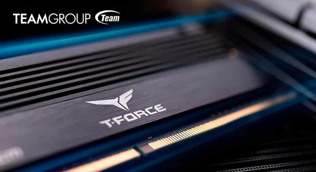 Team готовит оверклокерские модули T-Force DDR5 с особыми особенностями