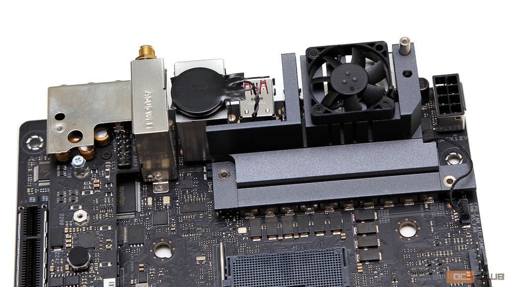 ASUS ROG Strix B550-I Gaming: обзор. Одна из лучших ITX-плат