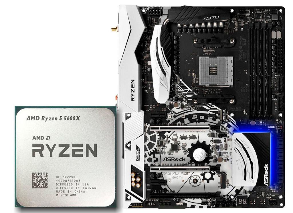 Для шести плат ASRock X370 появились стабильные прошивки с поддержкой Ryzen 5000