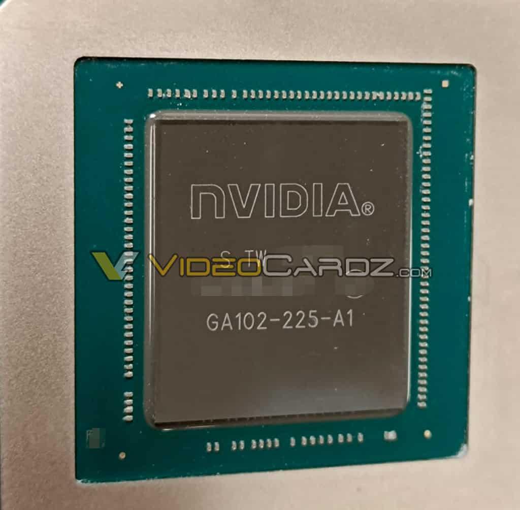 Характеристики NVIDIA GeForce RTX 3080 Ti подтверждены скриншотом GPU-Z