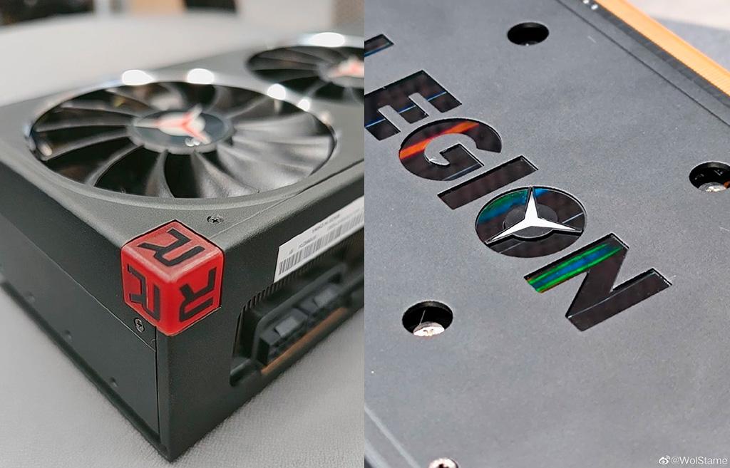 Рассматриваем «живую» Lenovo Radeon RX 6900 XT Legion