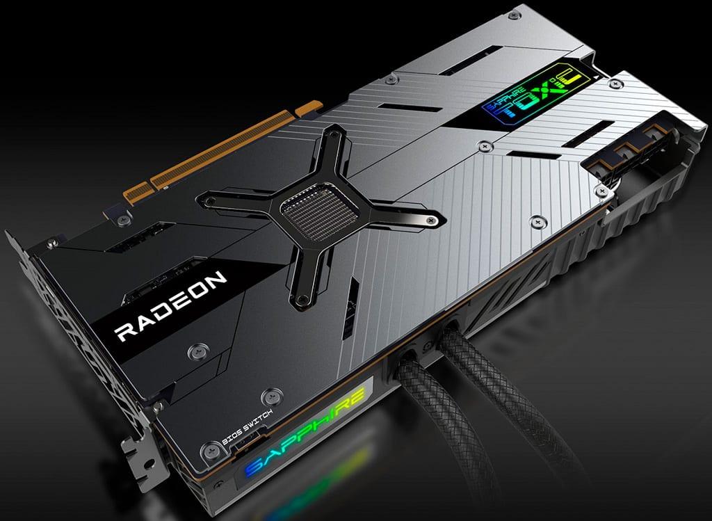 Sapphire Radeon RX 6900 XT Toxic Extreme Edition – самая быстрая RX 6900 XT