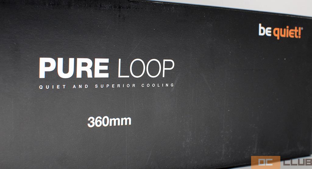 Be Quiet! Pure Loop 360: обзор. Не такая, как все, но и такая, как все