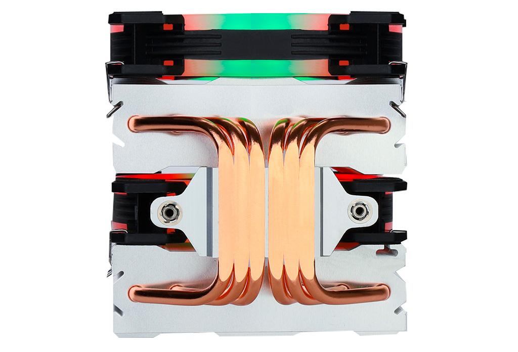 Процессорный кулер Gelid Glacier RGB оценён в $60