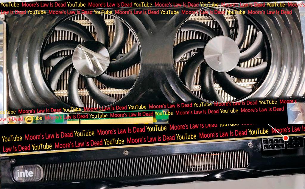 Рассматриваем плату Intel Xe-HPG – игровой видеокарты Intel уровня RTX 3070 Ti