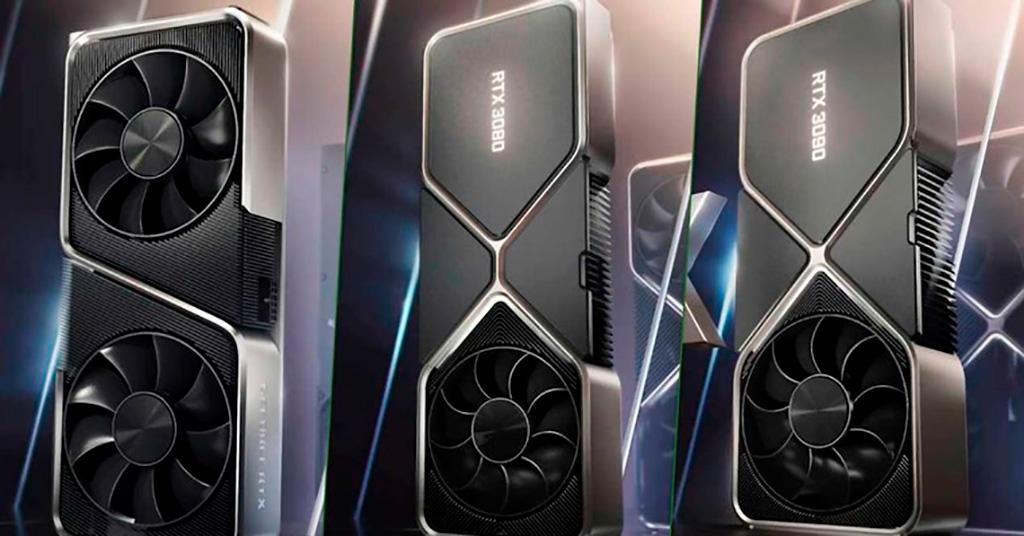 Видеокарты NVIDIA GeForce RTX 3000 Founders Edition останутся перед майнерам беззащитными